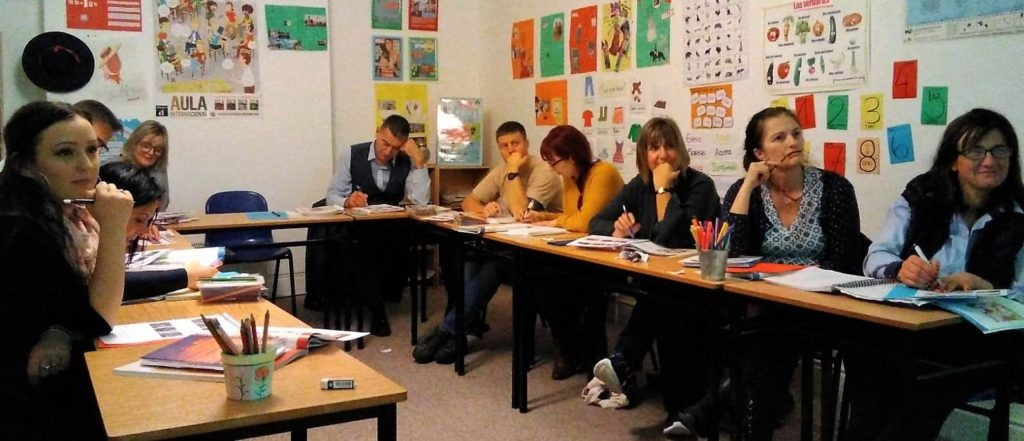 Spanish classes in Wexford adults children